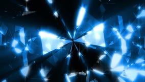 Detalhe do diamante ilustração royalty free
