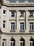 Detalhe do edifício Foto de Stock Royalty Free