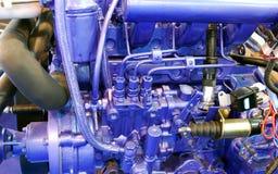 Detalhe do fim do motor do navio Fotografia de Stock Royalty Free