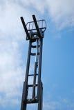 Detalhe do Forklift Fotografia de Stock Royalty Free