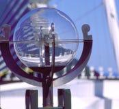 Detalhe do globo do calatrava Foto de Stock