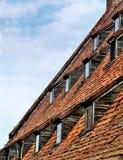 Detalhe do grande moinho de Gdansk Foto de Stock