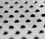 Detalhe do Grater Foto de Stock Royalty Free