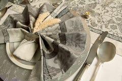 Detalhe do guardanapo Imagem de Stock Royalty Free