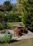 Detalhe do jardim Foto de Stock Royalty Free
