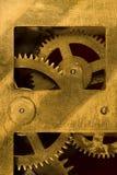 Detalhe do mecanismo imagens de stock