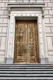Detalhe do memorial de guerra em Indianapolis Imagem de Stock Royalty Free