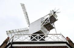 Detalhe do moinho de vento Imagem de Stock Royalty Free