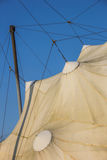 Detalhe do museu da libertação de Groesbeek em Güéldria Fotos de Stock Royalty Free