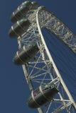 Detalhe do olho de Londres Fotos de Stock
