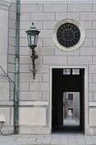 Detalhe do pátio do palácio de Residenz em Munich Imagem de Stock Royalty Free