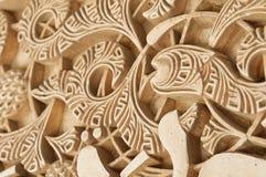 Detalhe do palácio de Alhambra Foto de Stock