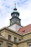 Detalhe do palácio de Residenz em Munich Fotografia de Stock