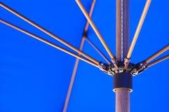 Detalhe do parasol Imagem de Stock Royalty Free