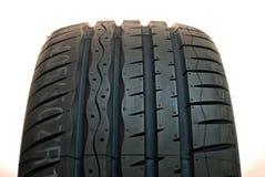 Detalhe do pneu do verão Foto de Stock