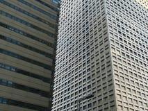 Detalhe do prédio de escritórios fotos de stock royalty free