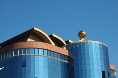 Detalhe do prédio de escritórios Fotografia de Stock Royalty Free
