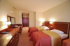 Detalhe do quarto de hotel Foto de Stock Royalty Free