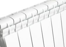 Detalhe do radiador Imagem de Stock