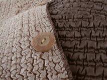 Detalhe do revestimento do Couture Imagem de Stock