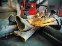 Detalhe do serviço de reparação de automóveis Fotografia de Stock Royalty Free