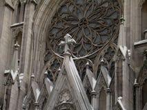 Detalhe do St. Patrick Imagens de Stock Royalty Free