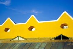 Detalhe do telhado Foto de Stock Royalty Free