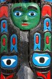 Detalhe do Totem Imagem de Stock Royalty Free
