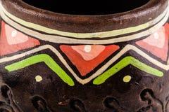 Detalhe do vaso Fotos de Stock