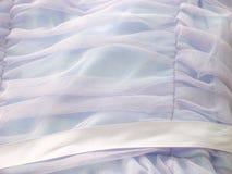 Detalhe do vestido imagem de stock