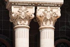 Detalhe dos colunms da liberdade Imagem de Stock Royalty Free