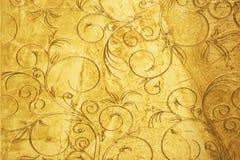 Detalhe floral Fotografia de Stock Royalty Free