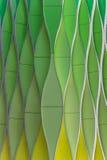 Detalhe moderno da arquitetura Fotografia de Stock