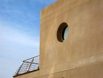 Detalhe moderno da arquitetura Foto de Stock Royalty Free