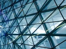 Detalhe moderno da arquitetura do edifício fotografia de stock royalty free