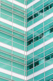 Detalhe moderno do prédio de escritórios Imagem de Stock