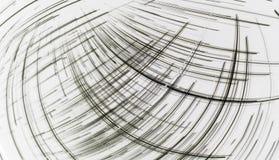 Detalhe na morfogênese 360 da abóbada graus de instalação das artes visuais Fotografia de Stock