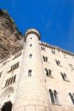 Detalhe Notre Dame em Rocamadour fotografia de stock