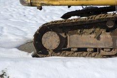 Detalhe pesado do equipamento imagem de stock