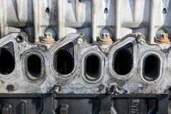 Detalhe principal do motor Imagem de Stock Royalty Free