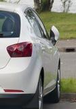 Detalhe traseiro da luz do carro Imagem de Stock