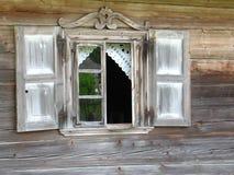 Detalhe velho da arquitetura Fotos de Stock Royalty Free