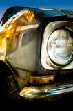 Detalhe velho do carro Imagem de Stock Royalty Free