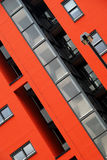 Detalhes abstratos do edifício fotos de stock royalty free