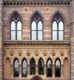 Detalhes arquitectónicos foto de stock royalty free