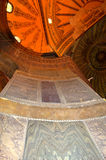 Detalhes arquitetónicos antigos Imagens de Stock
