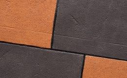 Detalhes arquitetónicos de parede do exterior de um buildin moderno foto de stock