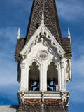 Detalhes, arquitetura da igreja fotografia de stock royalty free