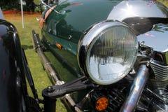 Detalhes clássicos do carro Imagem de Stock