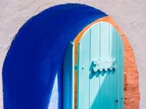 Detalhes coloridos, Portmeirion Foto de Stock